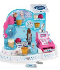 Zmrzlináreň pre deti Frozen s 22 doplnkami