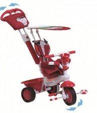 Dětská tříkolka Fisher Price Royal Red