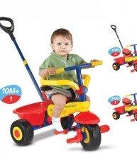 Dětská tříkolka Uno smarTrike od 10 měsíců