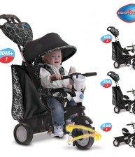 Dětská tříkolka Chic Touch Steering 4v1