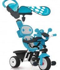 Dětská tříkolka Baby Driver se sluneční clonou