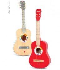 Drevená gitara Confetti Large Guitar