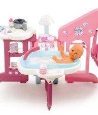 Smoby veľká súprava starostlivosti o bábiku od 3 rokov