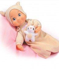 SMOBY bábika Minikiss s melódiou