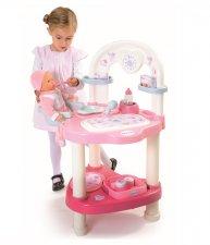 SMOBY prebaľovací stôl srdiečko Baby Nurse