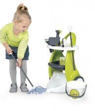 SMOBY upratovací vozík pre deti