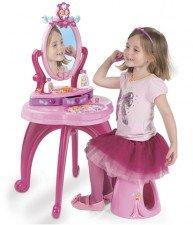SMOBY kozmetický stolík Disney Princezné od 3 rokov