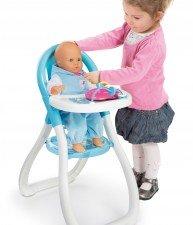 Smoby jedálenská stolička pre bábiku Frozen