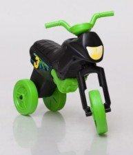 DOHÁNY motorka pro děti Enduro černo-zelená