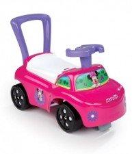 SMOBY růžové odrážedlo pro děti auto Minnie