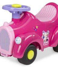 SMOBY odrážedlo pro děti auto s volantem Minnie