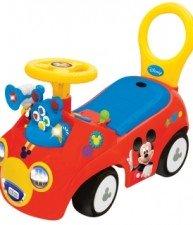 KIDDIELAND dětské odrážedlo Activity Mickey