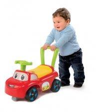 SMOBY červené odrážedlo pro děti Auto Garcon