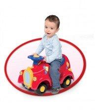 SMOBY červené odrážedlo autíčko Mickey Mouse