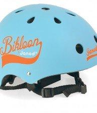 Cyklistická přilba pro děti Janod Bikloon Blue