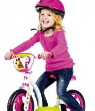 Balanční odrážedlo Máša a medvěd Learning Bike