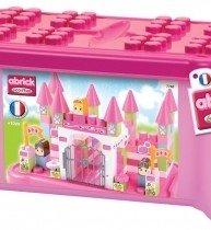 ÉCOIFFIER Maxi Abrick dětská stavebnice Princezna na zámku