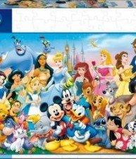 EDUCA puzzle Disney Family The Wonderful World of Disney 1000ks