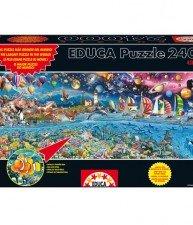 EDUCA puzzle Life 24 000 ks
