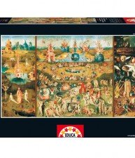 EDUCA puzzle The Garden of Earthly delights