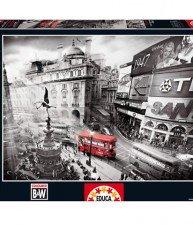 EDUCA puzzle B & W Piccadilly Circus 1000ks