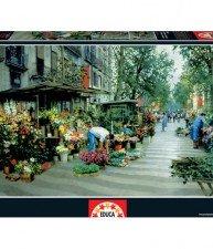 EDUCA puzzle Genuine Las Ramblas 5000 ks