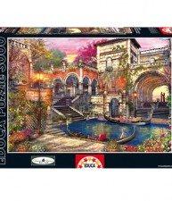 EDUCA puzzle Genuine Venice Courtship 3000 dílů