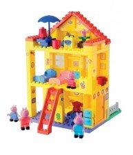 BIG dětská stavebnice PlayBIG Bloxx Peppa Pig 107 kusů