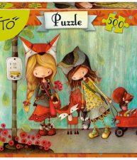 Puzzle Adele, Ketto Educa 500 dílů