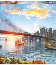 Puzzle Genuine Brooklyn Bridge 4000 dílů
