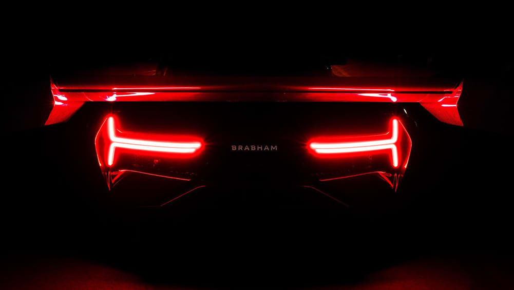 Brabham BT62 Revealed As A Track-Only Supercar With 700 HP