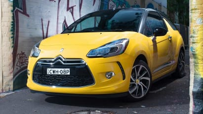 Citroen Ds3 Cabrio Review First Drive Carsguide