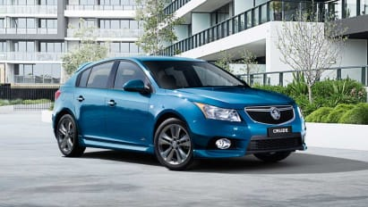 New Holden Cruze Review Carsguide