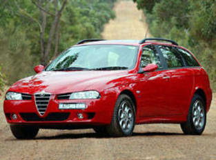 Alfa romeo 156 buying guide 13