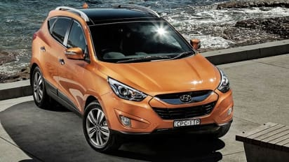 2014 Hyundai Ix35 Review Video Carsguide