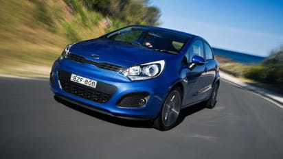 Holden Barina 2013 Review Carsguide