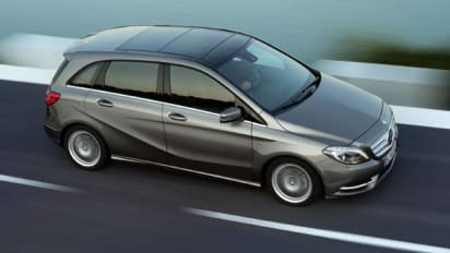 Mercedes-Benz B180 review | CarsGuide