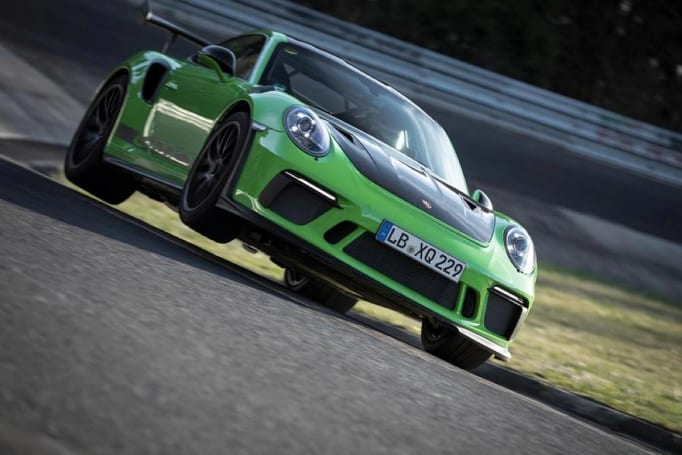 Watch the new GT3 RS join Porsche's sub-7 Nürburgring club