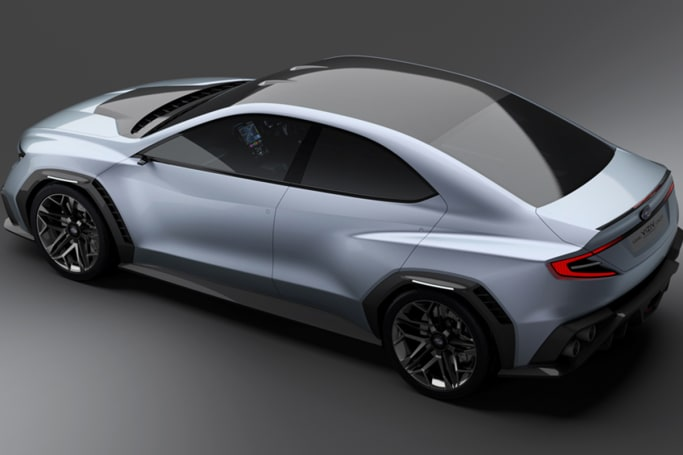 Subaru Viziv Performance concept previews the next WRX
