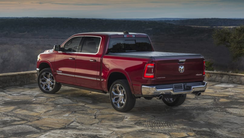 Detroit Auto Show: Biggest Changes in the 2019 Ram 1500