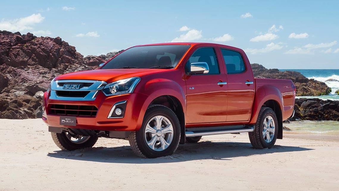 Isuzu D Max 2017 Review Carsguide | Autos Post