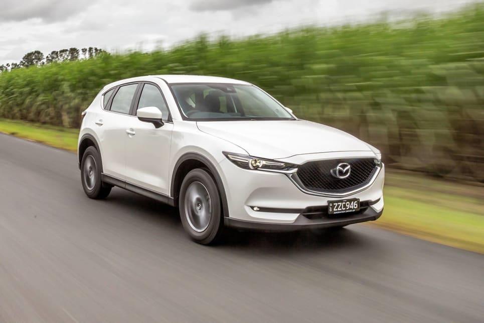 Mazda Cx 5 2017 Review Carsguide