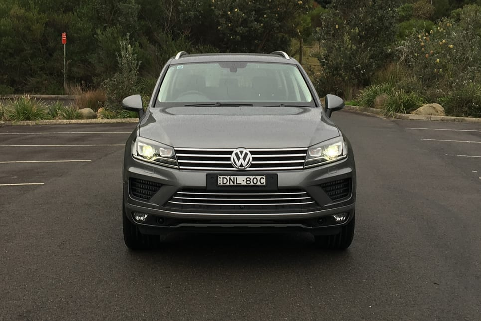 VW drops mid-size Touareg SUV from 2018 U.S. model line