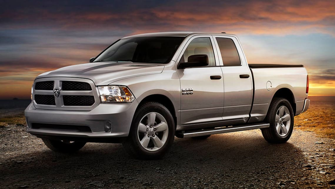 RAM 1500 confirmed for Australia