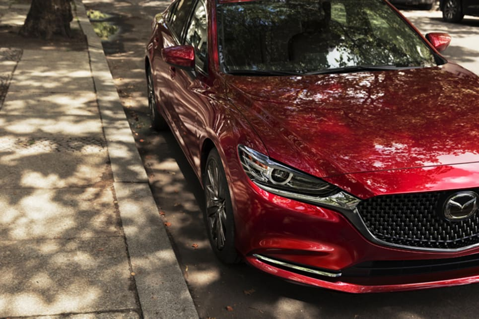 Refreshed 2018 Mazda6 Coming to LA Auto Show, Receives Turbo Option