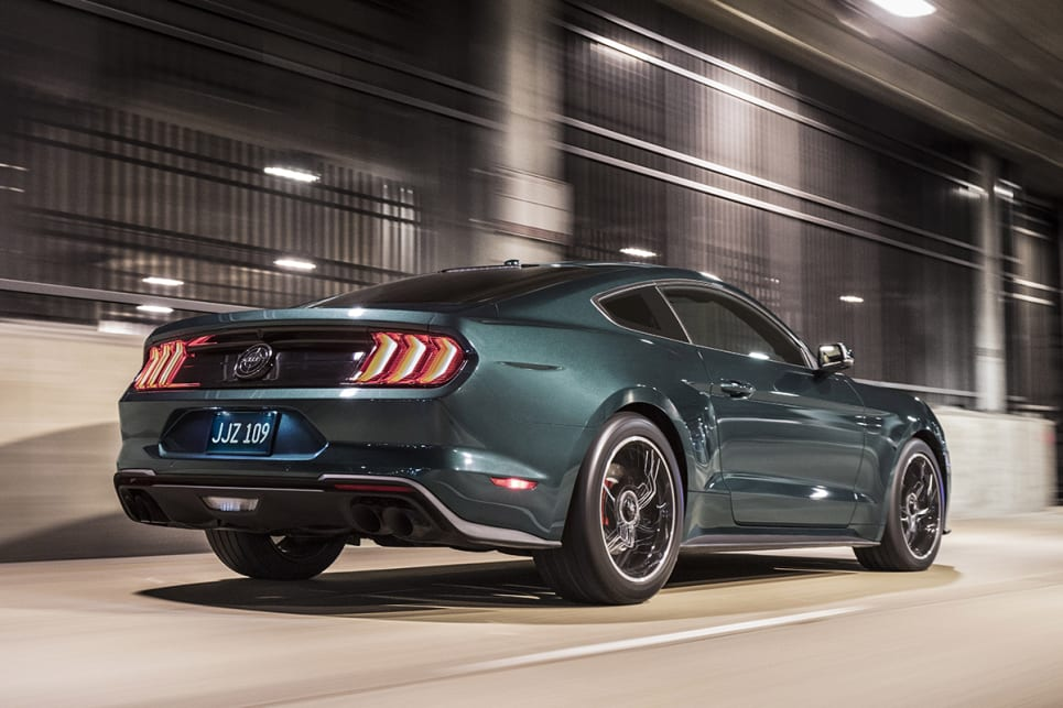 Bullitt Mustang: Four Things We Dislike