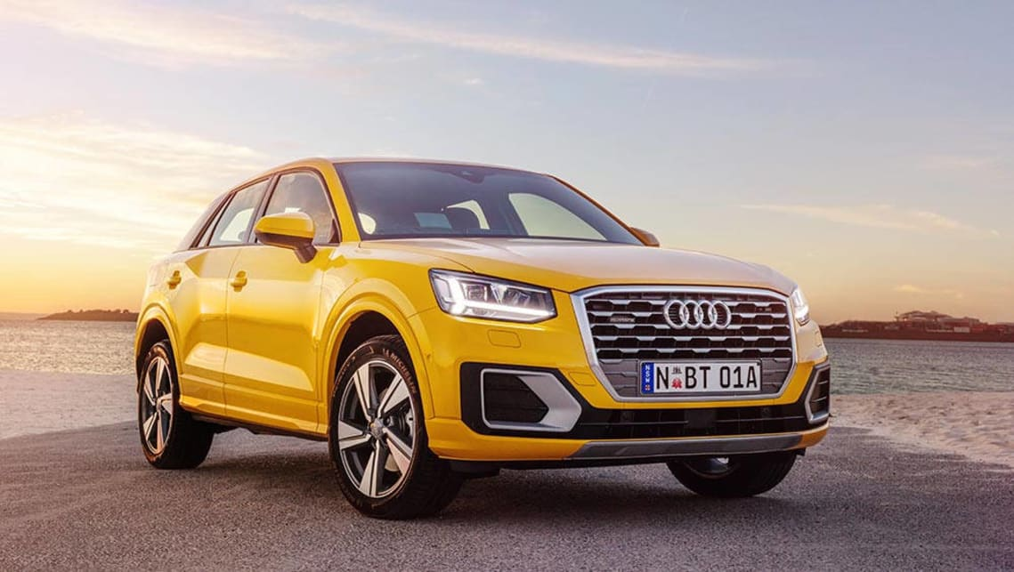 Audi Q2 2017 Review Carsguide