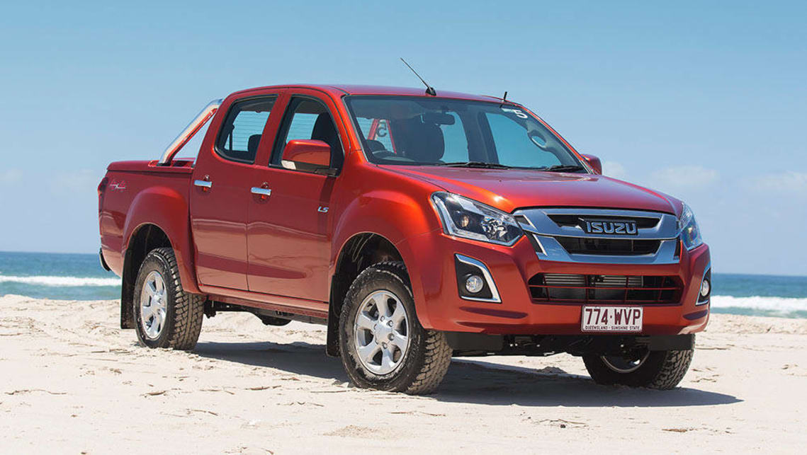 Isuzu D Max 2017 Review Carsguide