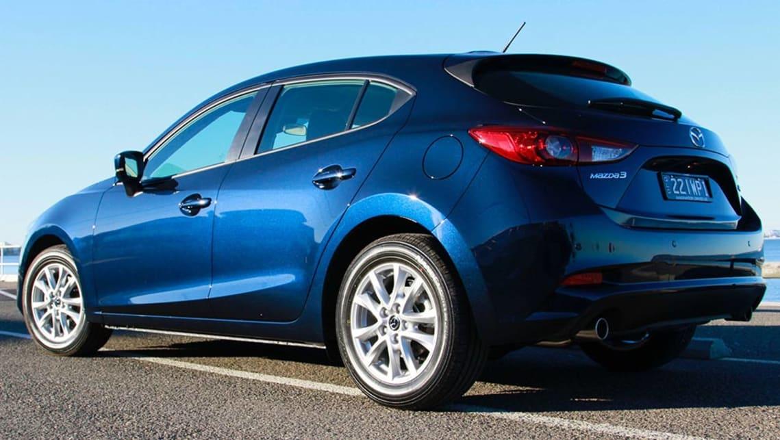 Mazda 3 Neo Hatch Auto 2017 Review Carsguide
