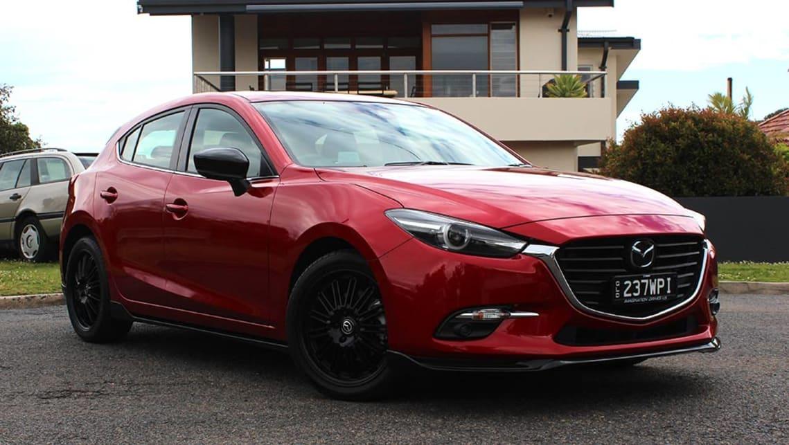 Mazda3 5 Door >> Mazda 3 SP25 Astina hatch 2017 review | CarsGuide